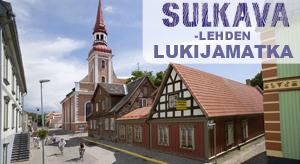 Sulkava-lehden lukijamatka Viro – Latvia